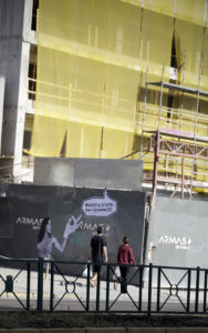 Imagen 1. Taller Taf Ofrendas Santiago-Andrea Herrera- 2015