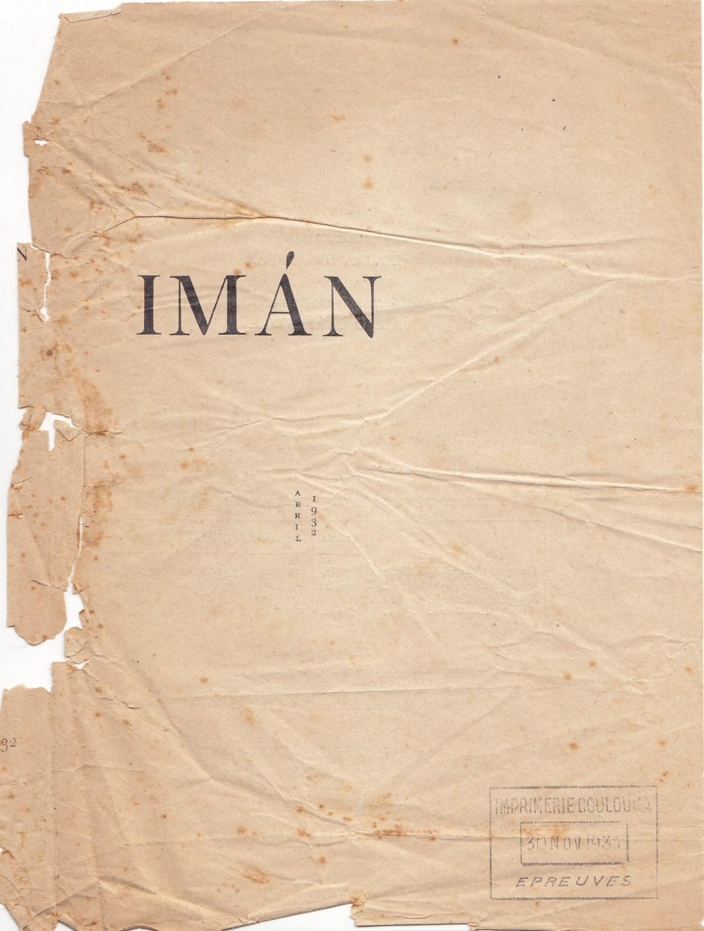 Iman Foto I
