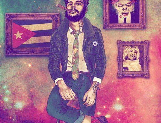 Che Guevara pop