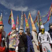 Imagen de portada: Escena del ceremonial chiriguano-guaraniArete guasu.Fotografía: Fernando Allen. Santa Teresita, Chaco Paraguayo, 2012