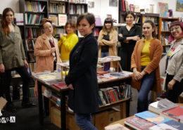 Enredadera. Mujeres en la literatura y el teatro