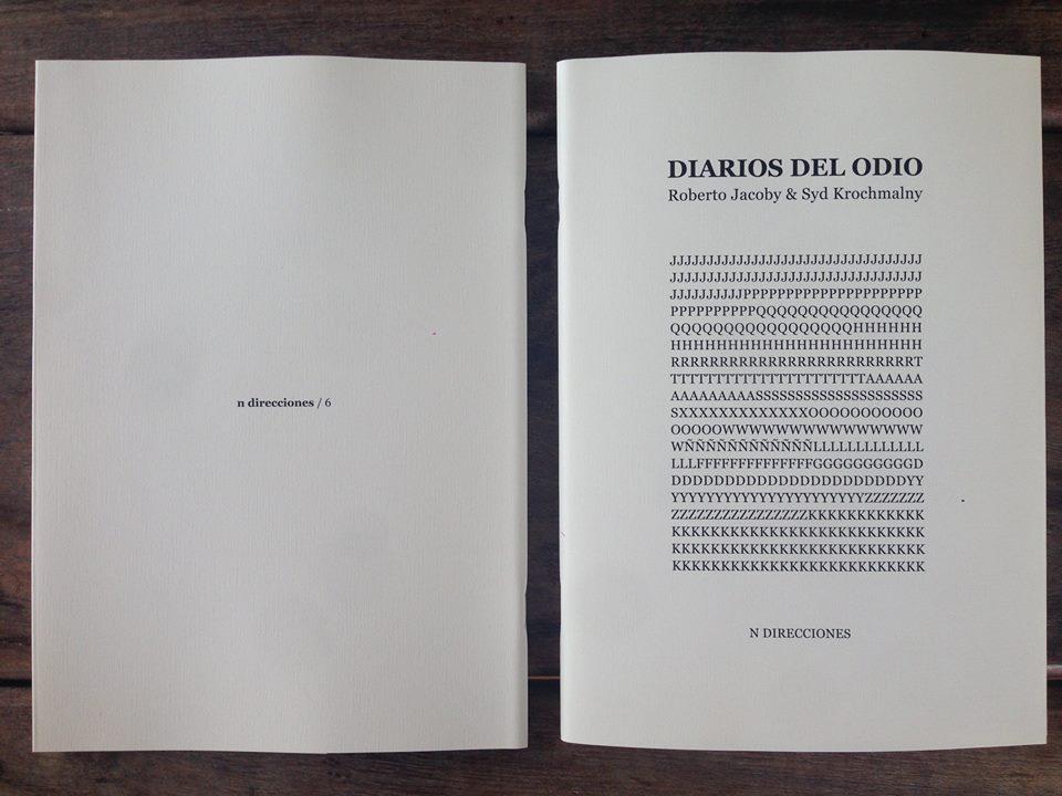 Diarios del odio, poemas 4
