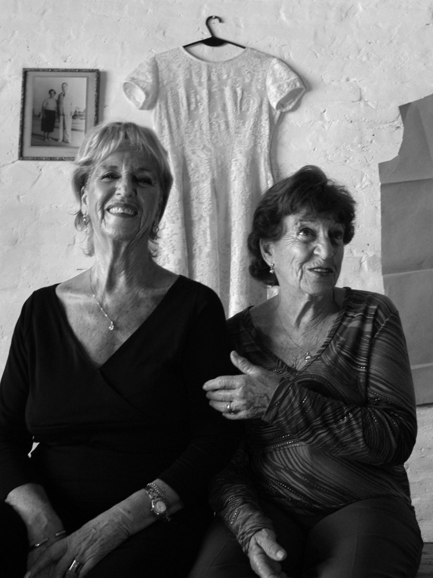 "Obra: ""Mi mamá y mi tía"" (2003)"