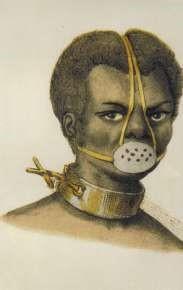 Arago Maurin castigo de escravos