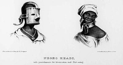 bridgens negro heads