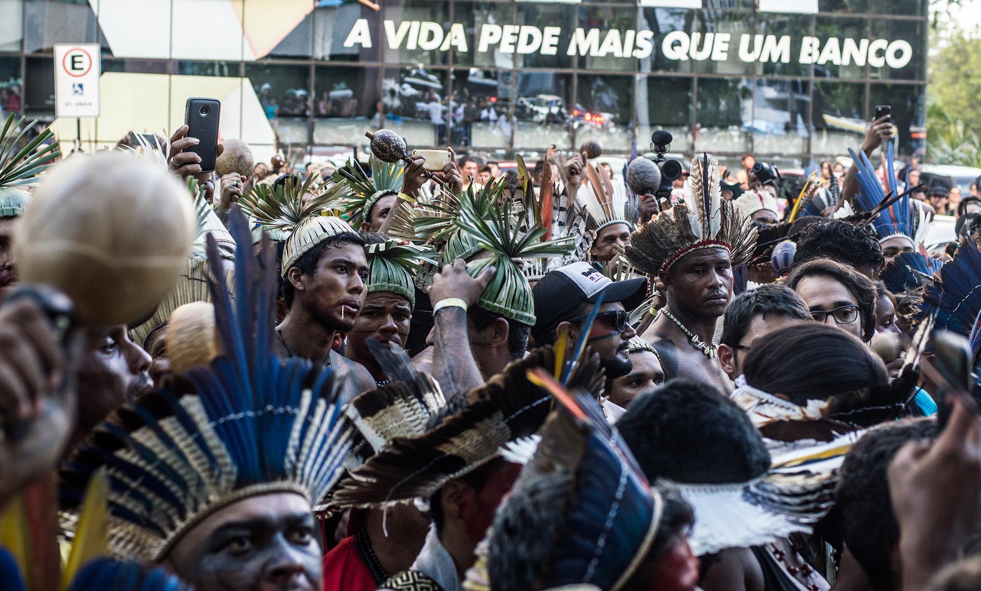 Foto Edgar Kanaykão Xakriabá